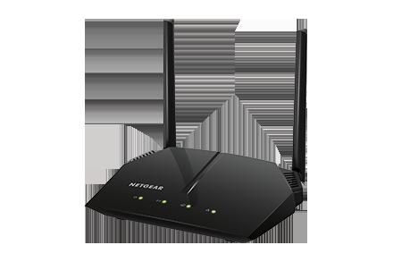 Маршрутизатор NETGEAR R6120-100PES Беспроводной роутер 802.11ac 300 + 867 Мбит/с (2.4 ГГц и 5 ГГц), 1 WAN и 4 LAN порта 10/100 Мбит/с, 1 порт USB 2.0 беспроводной маршрутизатор netgear wndr3400 100pes