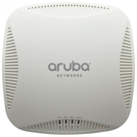 Беспроводной маршрутизатор HP Aruba IAP-205 802.11aс 867Mbps 5 ГГц 2.4 ГГц 1xLAN белый JW216A маршрутизатор mikrotik rbcap2n 802 11bgn 100mbps 2 4 ггц 1xlan белый