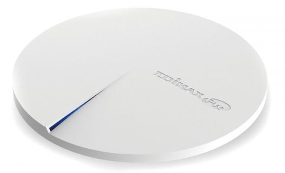 Точка доступа Edimax CAP1750 802.11ac 1750Mbps 2.4/5 ГГц белый точка доступа edimax cap1200