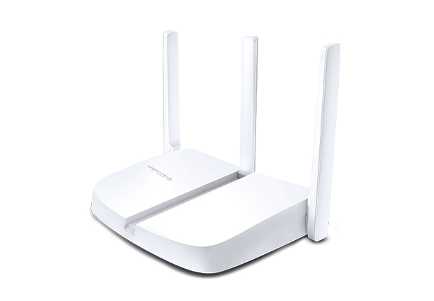 Маршрутизатор Mercusys MW305R Wi-Fi роутер 300 Мбит/с 2,4 ГГц, 1 порт WAN 10/100 Мбит/с + 4 порта LAN 10/100 Мбит/с, 2 фиксированные антенны 10 100 2 10 100