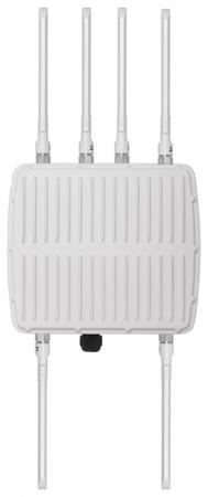 Точка доступа Edimax OAP1750 802.11aс 1750Mbps 5 ГГц 2.4 ГГц 1xLAN белый точка доступа engenius ecb600 802 11n 600mbps 2 4 5 ггц