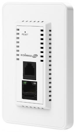 Точка доступа Edimax IAP1200 802.11aс 1167Mbps 5 ГГц 2.4 ГГц 2xLAN RJ-11 белый точка доступа engenius ecb600 802 11n 600mbps 2 4 5 ггц