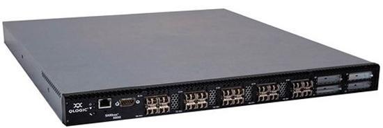 Коммутатор Qlogic SB5800V-20A8 20 портов лицензия qlogic lk 5802 4port8