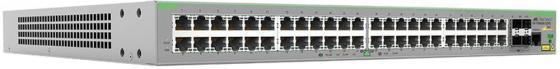 Коммутатор Allied Telesis AT-FS980M/52PS-50 управляемый 48 портов 10/100Mbps коммутатор allied telesis at fs980m 9 50 управляемый 8 портов 10 100tx sfp