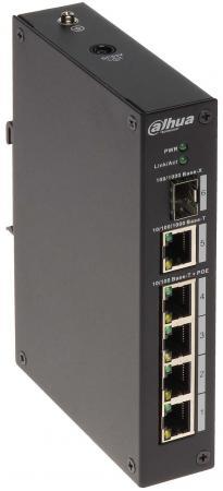 Коммутатор Dahua DH-PFS3106-4P-60 4 порта PoE цены онлайн