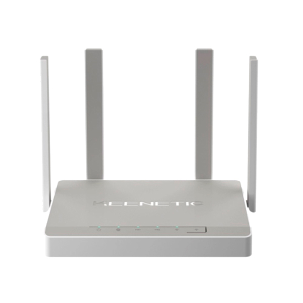 Интернет-центр Keenetic Ultra (KN-1810) AC2600 Dual Band Smart Wi-Fi Gigabit Router with Power Amplifiers, Dual Core CPU, Managed Switch, SFP slot, Mu интернет центр keenetic omni ii черный