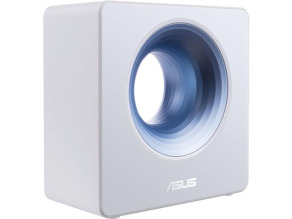 Точка доступа ASUS BlueCave Двухдиапазонный беспроводной маршрутизатор (Wi-Fi AC2600) для «умного» дома с защитной системой AiProtection, IFTTT. Amaz джеггинсы g