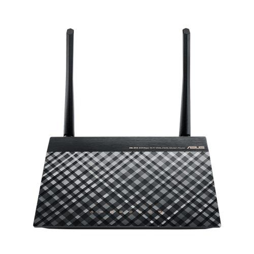 Маршрутизатор ADSL ASUS DSL-N16 Модемный маршрутизатор с поддержкой ADSL и Wi-Fi, 300 Мбит беспроводной маршрутизатор asus as rtn56u