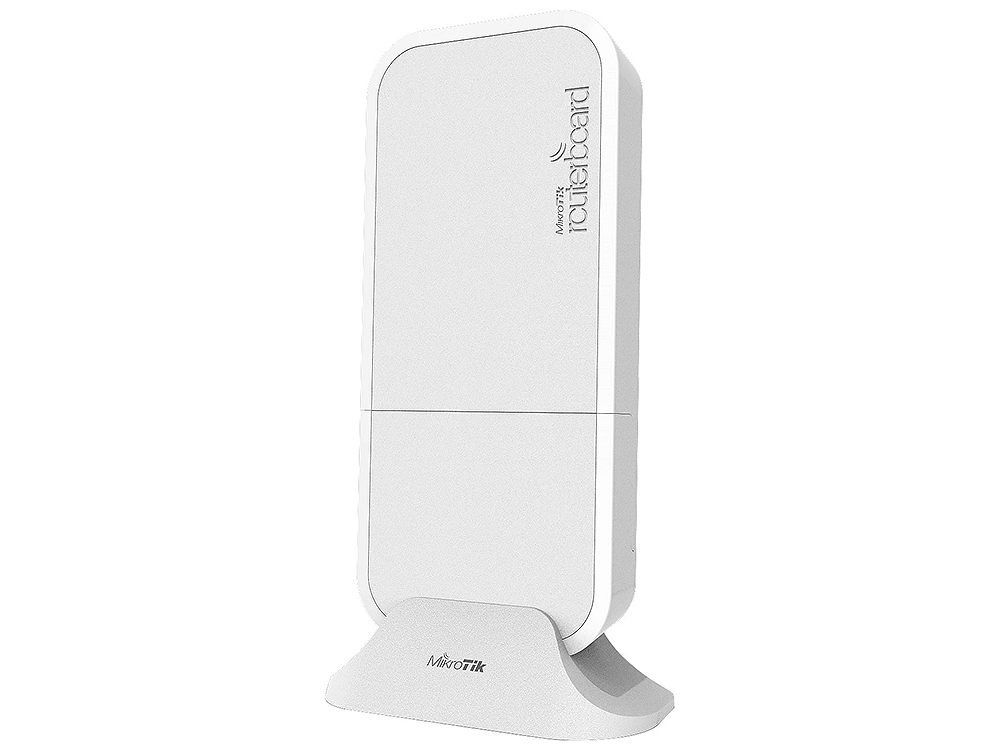 Точка доступа MikroTik RBwAPG-60ad-A wAP 60G AP with Phase array 60 degree 60GHz antenna, 802.11ad wireless, 716MHz CPU, 256MB RAM, lx Gigabit LAN, PO