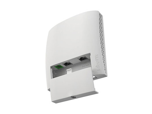 Точка доступа MikroTik RBwsAP-5Hac2nD wsAP ac lite with 650MHz CPU, 64MB RAM, 3xLAN, built-in 2.4Ghz 802.11b/g/n two chain wireless with integrated an two tone detail buckle chain bag