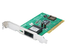 Сетевой адаптер D-Link DFE-551FX/B1B Сетевой PCI-адаптер с 1 портом 100Base-FX с дуплексным SC-разъемом цена