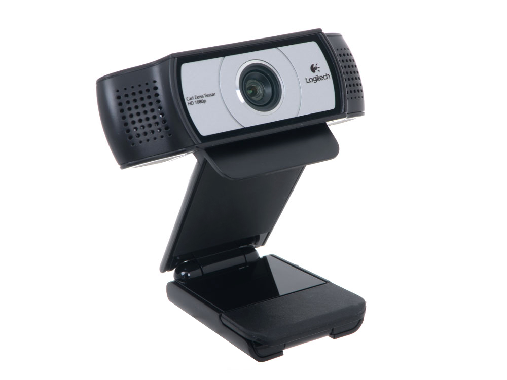 Камера интернет (960-000972) Logitech Webcam C930e камера интернет 960 000684 logitech hd webcam b910