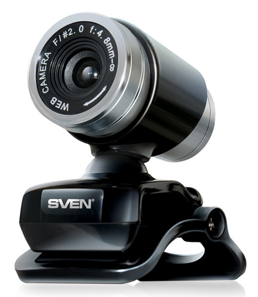 Камера интернет SVEN IC-720 black