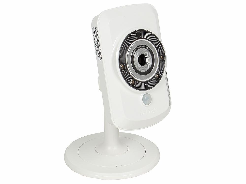 Камера D-Link DCS-942L/B1A Беспроводная облачная сетевая камера с поддержкой ночной съемки