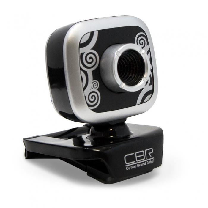 Интернет-камера CBR CW-835M Silver