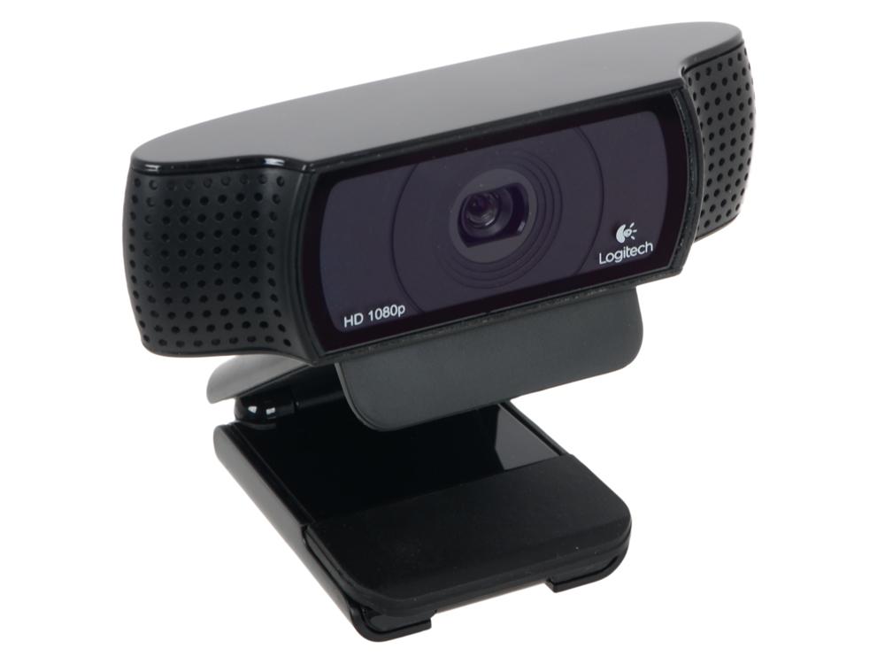 HD Pro Webcam C920 web камера logitech webcam c920