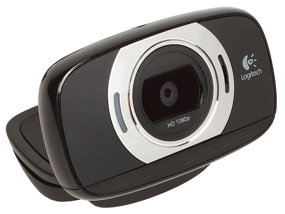Камера-интернет (960-001056) Logitech HD WebCam C615 камера интернет 960 000684 logitech hd webcam b910