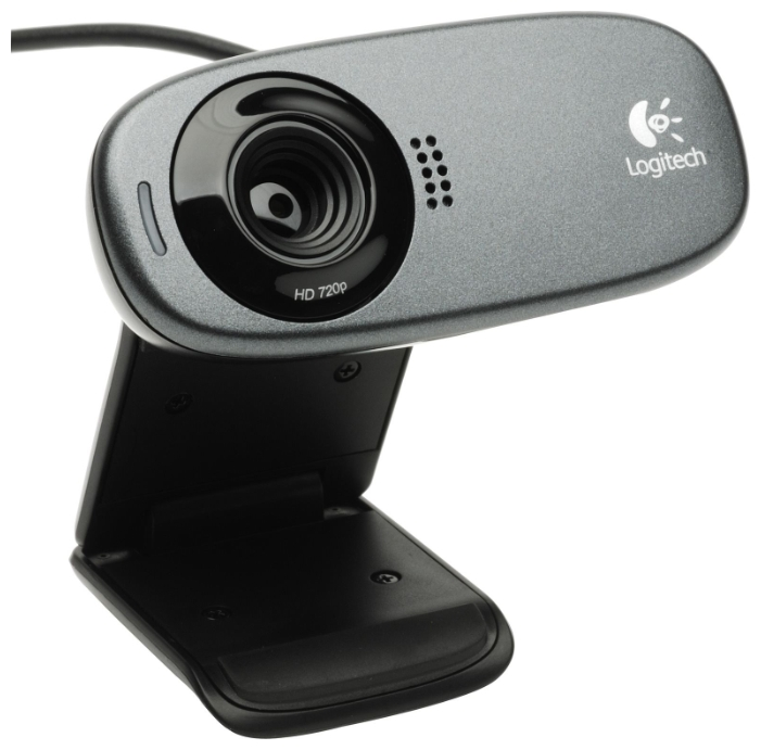 HD Webcam C310 logitech c670i cmos hd video calling webcam with usb2 0 resolution 1024 768 support official test for pc laptop retail package