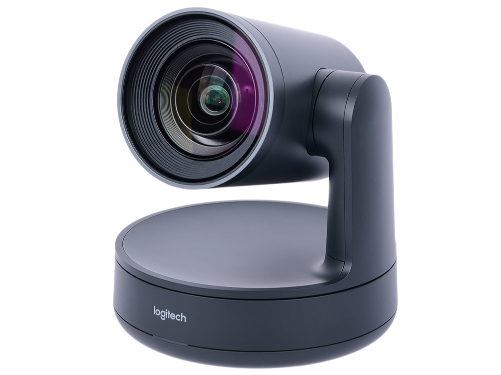 Веб-камера Logitech ConferenceCam Rally 3840x2160, 90 градусов, USB веб камера грозный