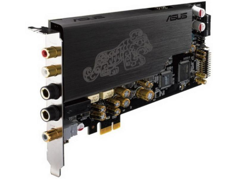 Звуковая карта PCI-E Asus Essence STX II Retail 90YA00MN-M0UA00
