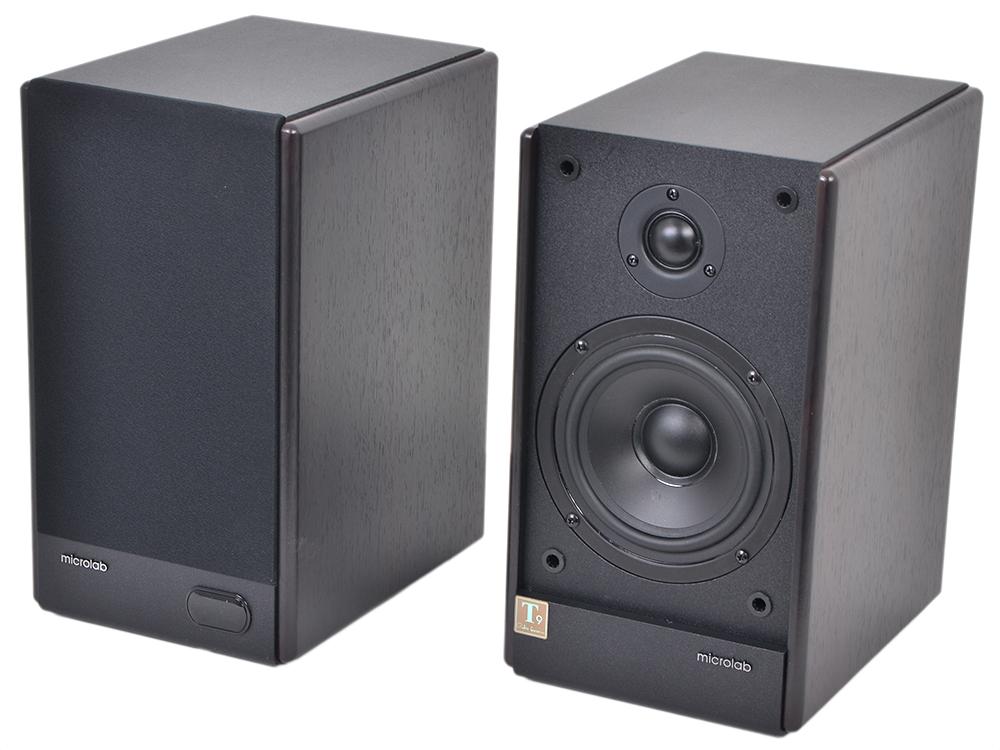 Колонки Microlab Solo5 С (2х40 Вт. RMS, Дерево, Super Bass)