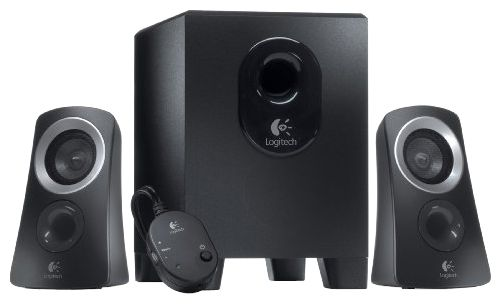 Колонки (980-000413) Logitech Z313 (2.1) колонки logitech multimedia speakers z333