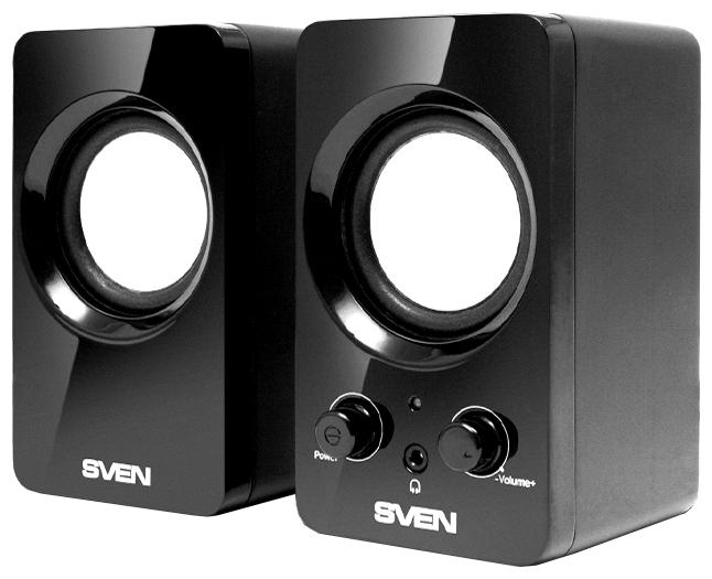 Колонки Sven 354  2.0   USB питание  (2Вт х2)
