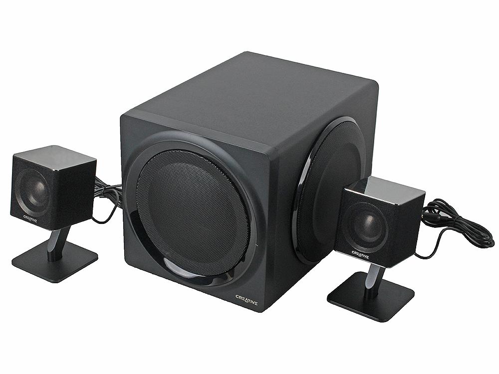 Колонки Creative T4W беспроводная черная (NFC) 2,1 Bluetooth 3.0
