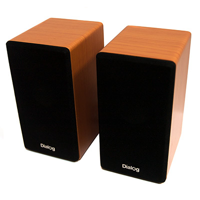 Колонки Dialog Stride AST-20UP WALNUT - 2.0, 6W RMS, вишня, питание от USB велосипед silverback stride 15 2014