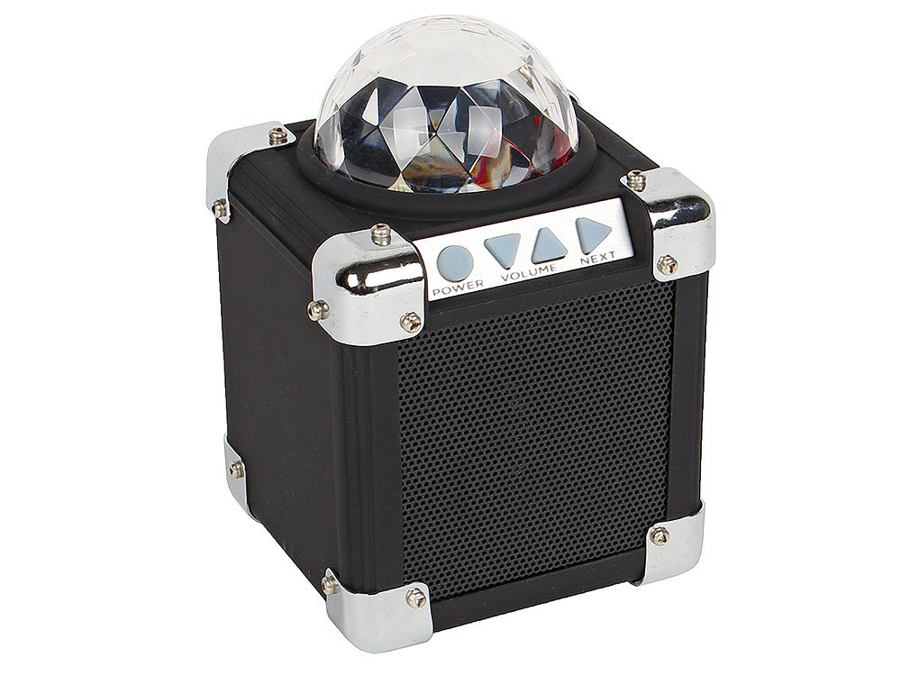 Акустическая Bluetooth акустичесская система со встроенной светодинамической установкой ION Audio PARTY ON