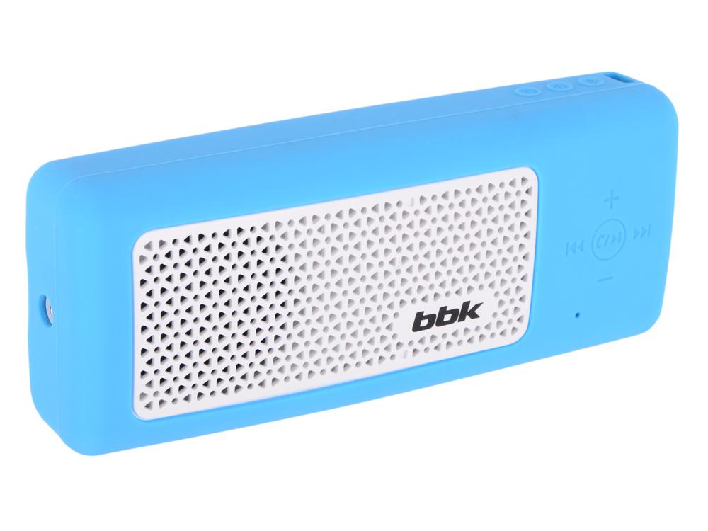 Беспроводная (bluetooth) акустика BBK BTA190 синий
