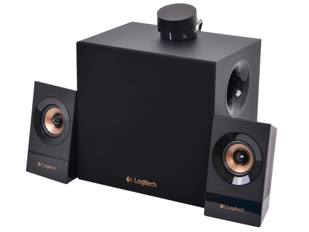 Колонки (980-001054) Logitech Z533 (2.1) Black