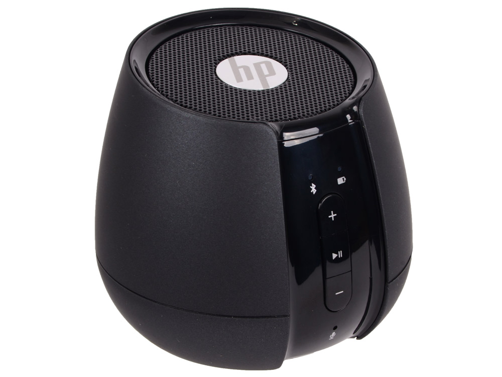 Колонка Bluetooth беспроводная HP S6500 Black BT Wireless Speaker (N5G09AA) aptoyu mini wireless bluetooth speaker support nfc tf hands free calls