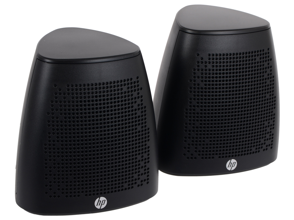Колонки для ноутбука HP Black S3100 USB Speaker (V3Y47AA#ABB) колонки hp колонки hp s4000 pink portable speaker