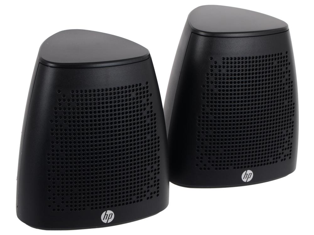 Колонки для ноутбука HP Black S3100 USB Speaker (V3Y47AA#ABB)