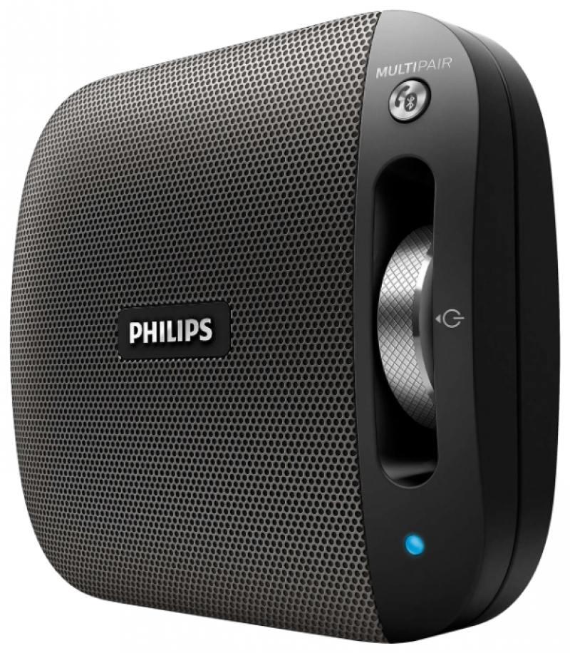 Портативная акустикаPhilips BT2600B/00 черный мультиварка philips hd3134 00 белый черный