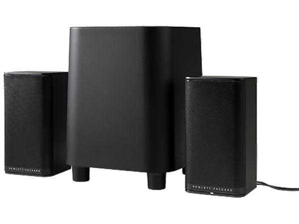 Колонки HP S7000 16 Вт черный K7S77AA
