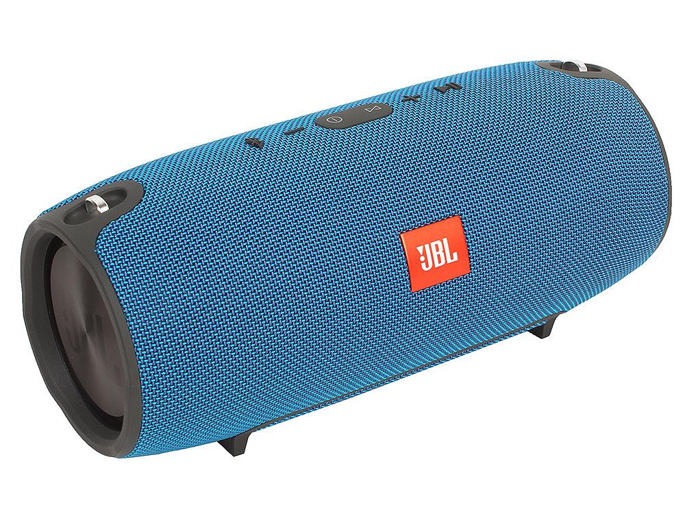 Портативная акустика JBL Xtreme синий JBLXTREMEBLUEU jbl charge3 jbl charge3 hifi портативная акустика bluetooth