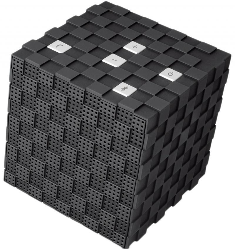Портативная акустика Crown CMBS-308 черный CM000001226