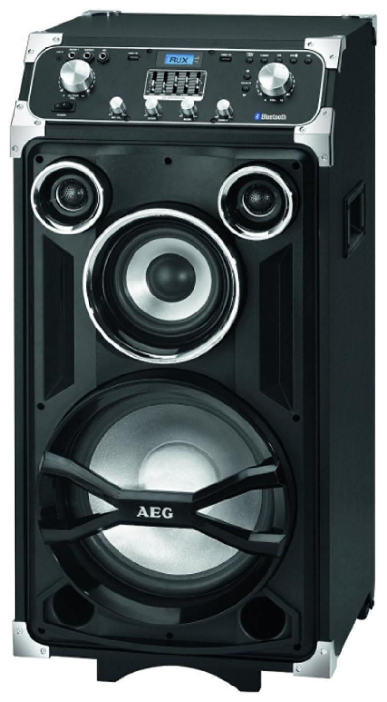 Bluetooth-аудиосистема AEG EC 4834 вентилятор напольный aeg vl 5569 s lb 80 вт