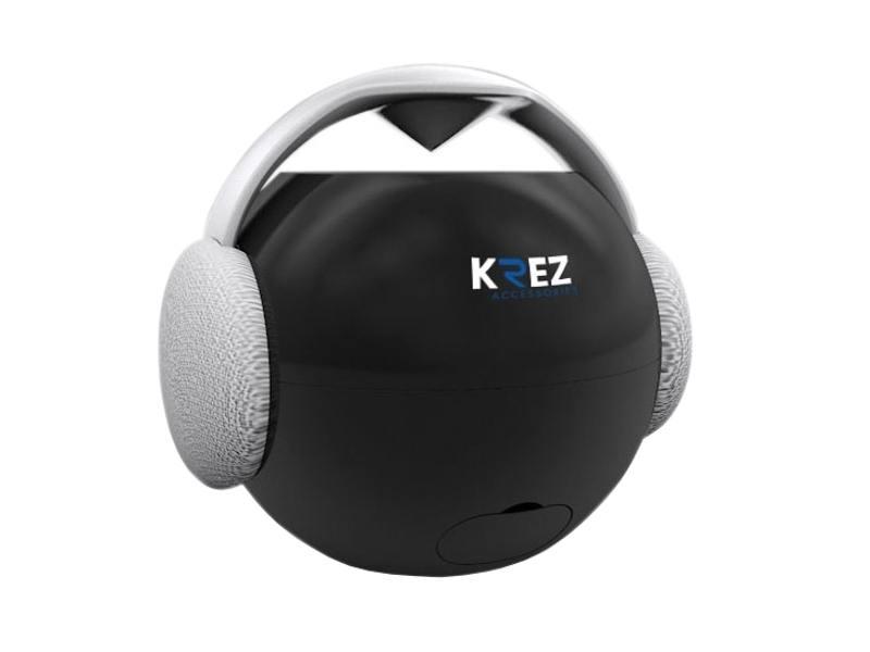 Портативная акустика Krez AB-111 черный
