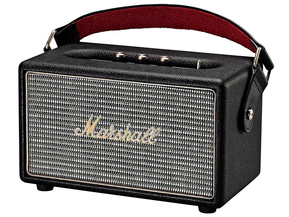 Портативная акустика Marshall Killburn черный 04091189