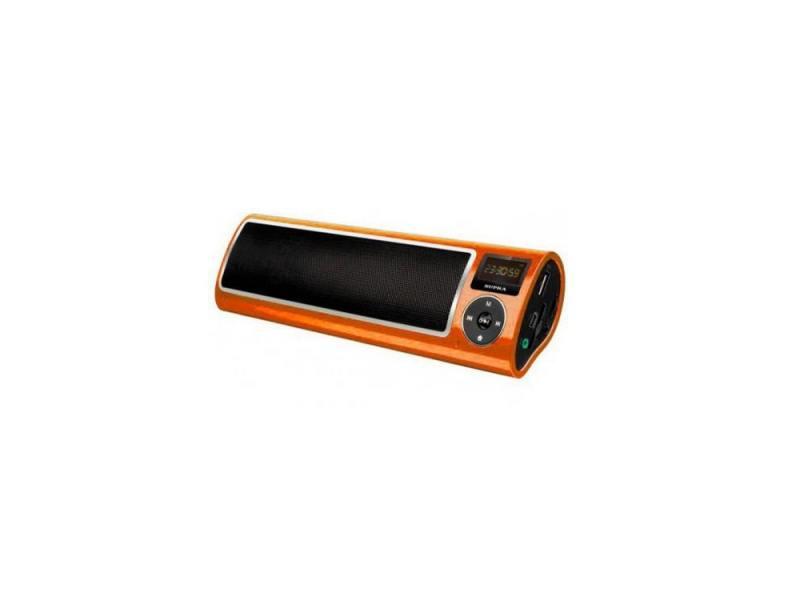 Портативная акустика Supra PAS-6255 оранжевый