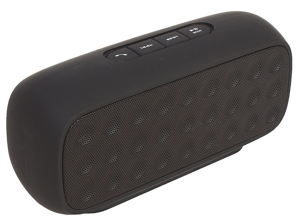 Беспроводная BT-Колонка GINZZU GM-982B, bluetooth, 2x3W/USB/TFcard/AUX/FM tivoli audio palbtgb pal bt bluetooth portable am fm radio
