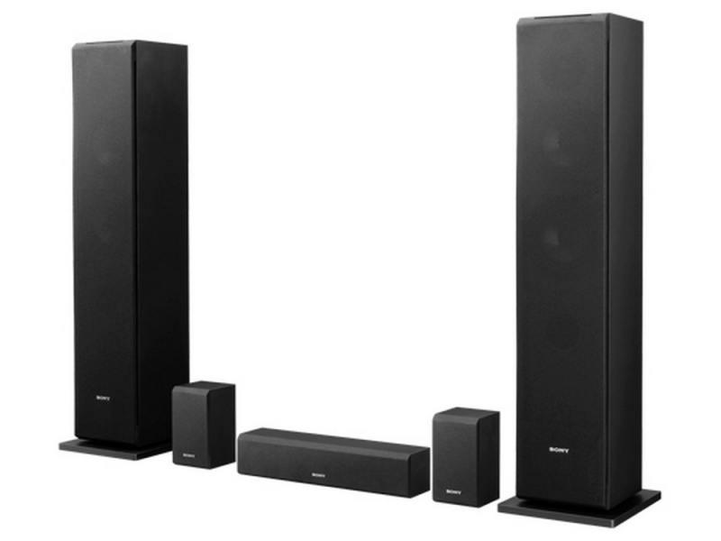 Акустическая система Sony SS-CS310CR черный bose 301 прямая отражательная акустическая система черный