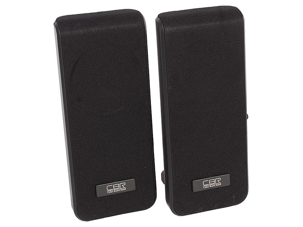 Колонки CBR CMS 295, Black, USB