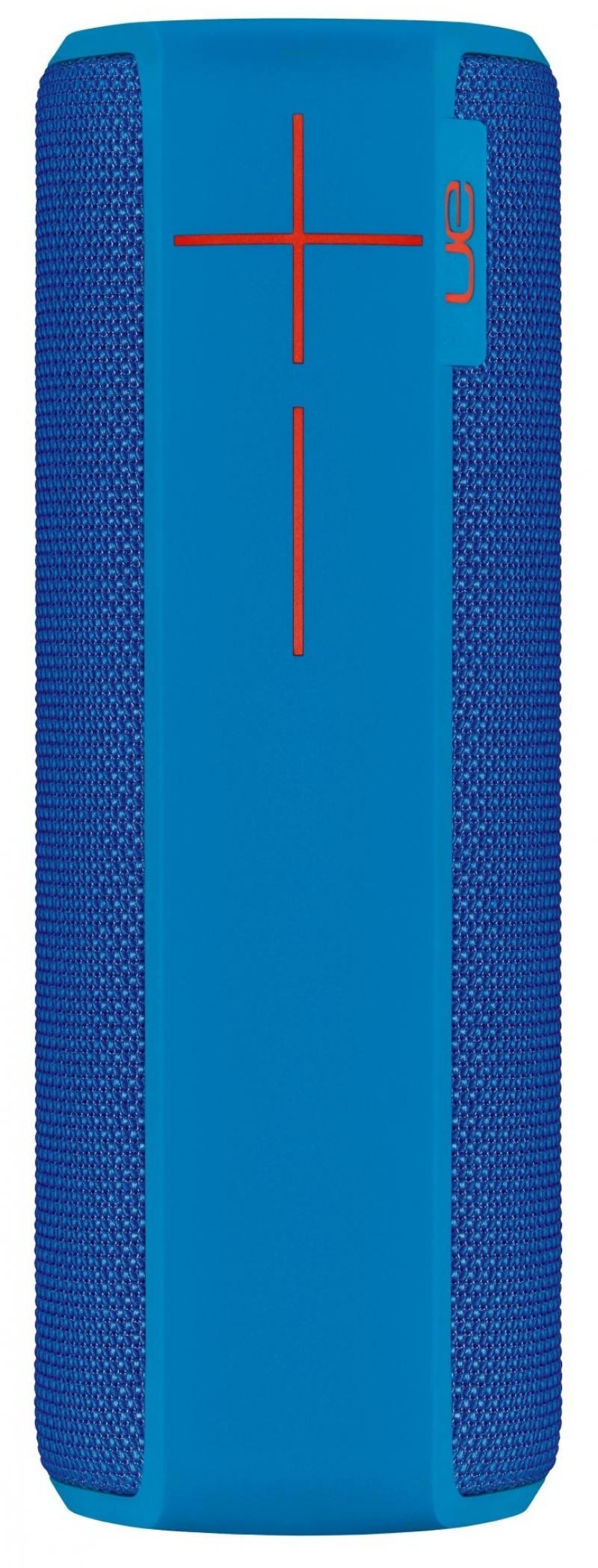 Портативная колонка Logitech UE Boom 2 Blue (984-000558) 90 - 20000 Гц, Bluetooth, USB, Влагозащищенность