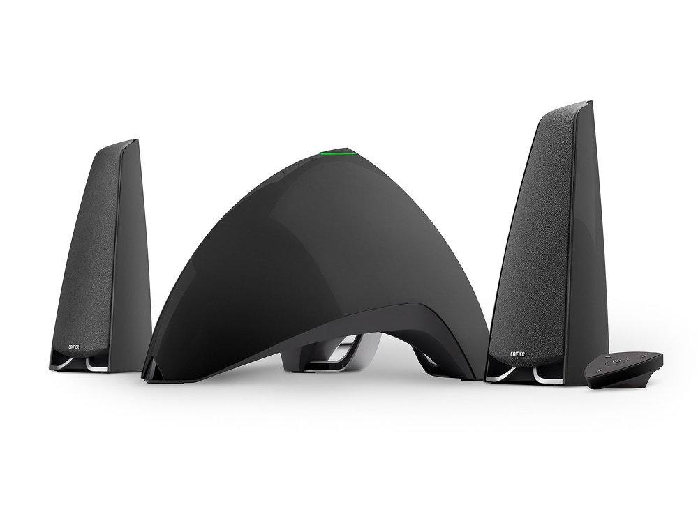 Колонки Edifier E3360BT Black