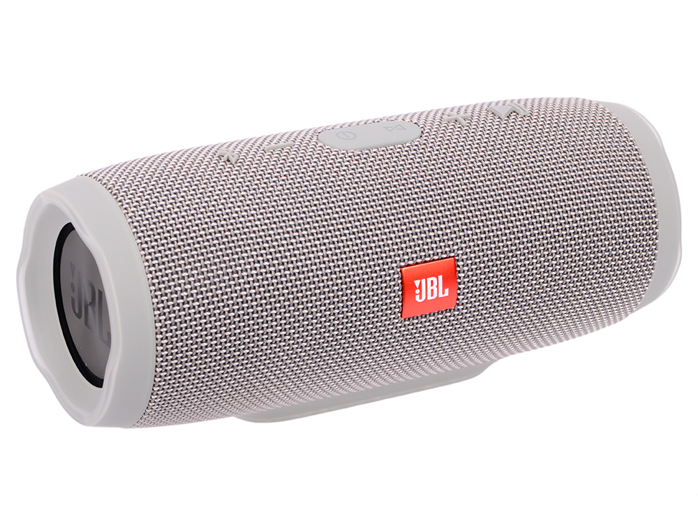 Акустическая система JBL Charge 3 серый JBLCHARGE3GRAYEU bluetooth speaker jbl charge 3 portable speakers waterproof speaker sport speaker
