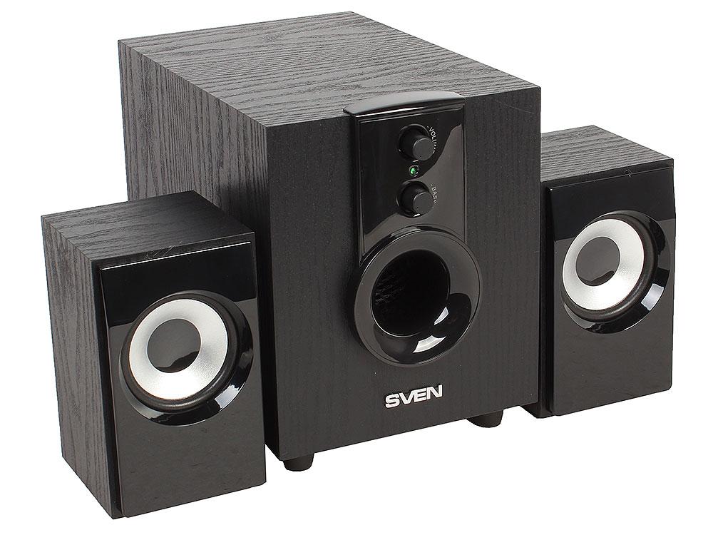 SV-014810 акустическая система sven ms 107 sv 014810 black